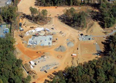 22 October Aerial View